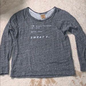 good hYOUman pullover